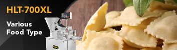 HLT-700 Series various food type dumpling machine