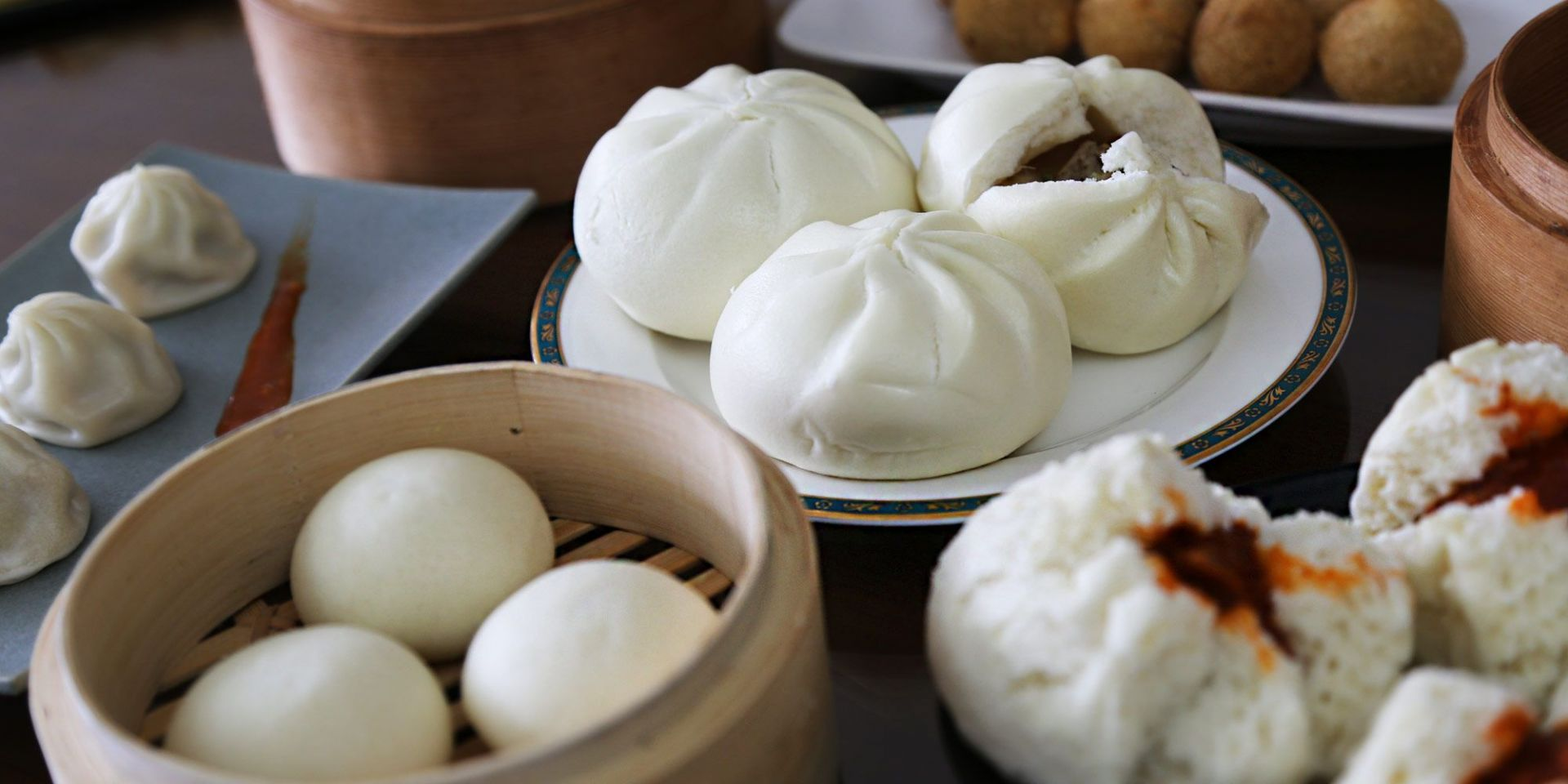 ANKO Food Machine-Baozi, a great traditional dish of Chinese cuisine