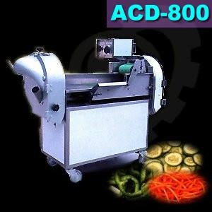 Multipurpose Vegetable Cutting Machine - ACD-800. ANKO Multipurpose Vegetable Cutting Machine