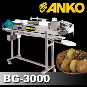 Semi-Automatic Bagel And Cimit Production Line - BG-3000. ANKO Semi-Automatic Bagel And Cimit Production Line