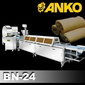 Fully Automatic Blini Production Line - BN-24. ANKO Fully Automatic Blini Production Line