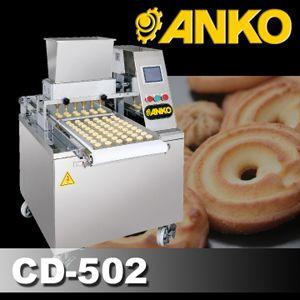 cookie depositing machine