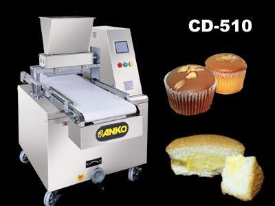 Cake Depositor - CD-510. ANKO Cake Depositor