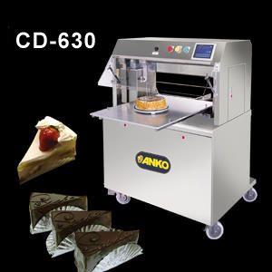 Cake Cutter & Portioning Machine - CD-630. ANKO Cake Cutter & Portioning Machine