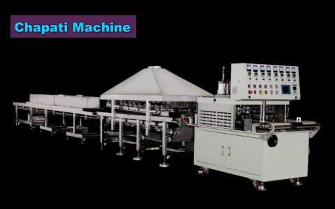 Automatic Flour Tortilla, Pizza Crusts, Pita Bread, Chapati Production Line - Chapati Machine. ANKO Automatic Chapati Production Line