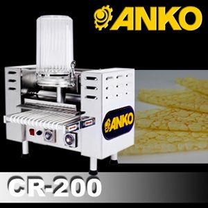 Automatic Crepe Machine - CR-200. ANKO Automatic Crepe Machine