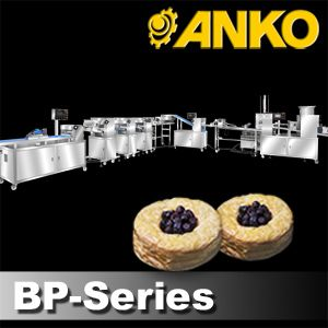 Customized Puff Pastry Production Line- BP series - . puff pastry machine