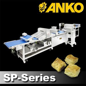 Customized Puff Pastry Production Line- SP series - . puff pastry making machine