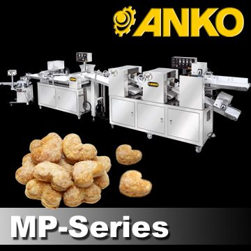 Customized Puff Pastry Production Line- MP series - . French puff pastry making machine