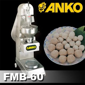 Automatic Meat Ball And Fish Ball Production Plant - FMB-60. ANKO Automatic Meat Ball And Fish Ball Production Plant