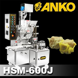 Automatic Single and Double Line Jumbo Shu Mai Machine - HSM-600J. ANKO Automatic Single Line and Double Line Jumbo Shu Mai Machine