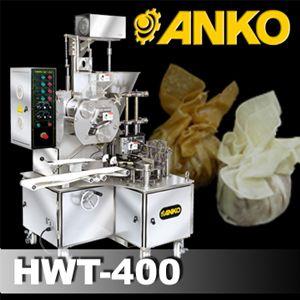 Automatic Double-Line Won Ton Machine - HWT-400. ANKO Automatic Double-Line Won Ton Machine