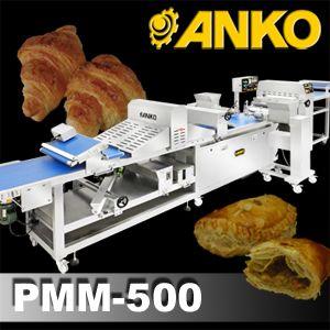 Semi Automatic Puff Pastry Making Machine - PMM-500. ANKO Puff Pastry Making Machine