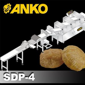 Semi-Automatic Shrimp Dumpling Pastry Making Machine - SDP-4. ANKO Semi-Automatic Shrimp Dumping Pastry Making Machine