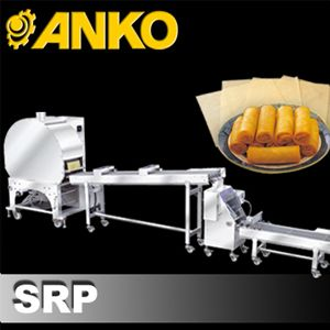 Automatic Spring Roll And Samosa Pastry Sheet Machine - SRP. ANKO Automatic Spring Roll And Samosa Pastry Sheet Machine