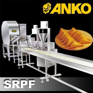 Semi-Automatic Spring Roll And Samosa Production Line - SRPF. ANKO Semi-Automatic Spring Roll And Samosa Production Line