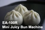 Automatische Mini Juicy Bun & Manty Machine met Lifting System EA-100R