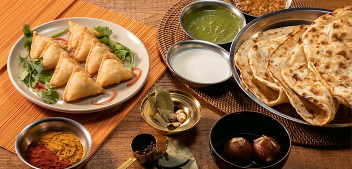 Indulge the Joyful Feast of an Indian Wedding Celebrations