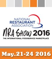 ANKO Food Machine kell NRA SHOW 2016