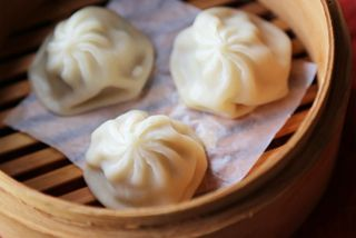 9-pleat soup dumplings