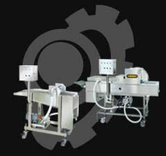 Batter Machine, Bread Crumb Machine and Breading Machine