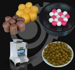 Boilies Machine and Starch Ball Machine