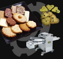 Ice Box Cookie Machine