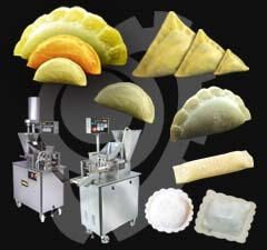 Samosa Machine and Ravioli Machine