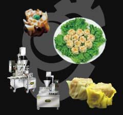 Siomai Machine