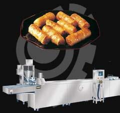 Vietnamese Spring Roll Machine