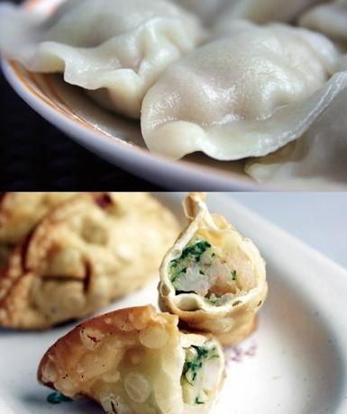 Dumpling machine and equipment