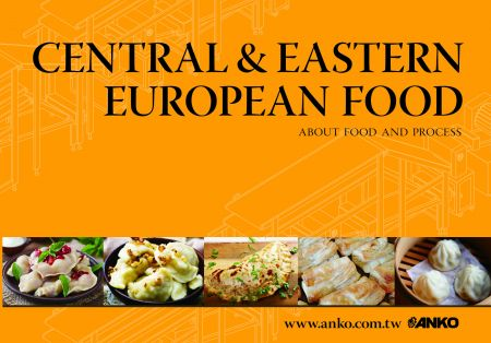 ANKO Central and Eastem Europe Food Catalog