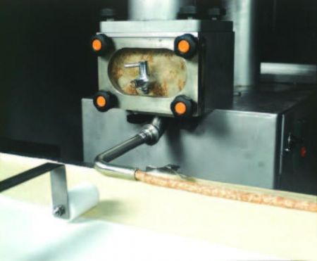 Fully Automatic Finger Spring Roll Production Line -