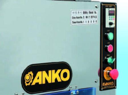 Automatic Cutting And Rounding Machine -