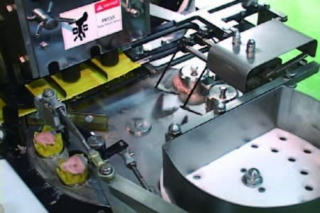 Automatic Double Line Shu-Mai Machine -