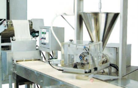 Semi-Automatic Spring Roll And Samosa Production Line -