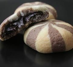 ANKO Food Machine -  Filled Striped Cookie