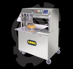 Cake Filling Machine and Cake Cutter