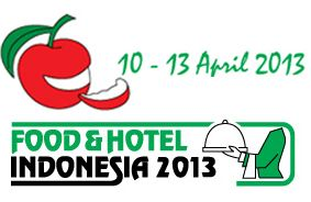 ANKO Food Machine at Food&Hotel Indonesia  2013