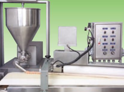 Automatic Single/Double Production Line of Sealed Ends Finger Spring Roll -